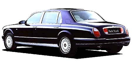 ロールスロイス パークウォード ベースグレード (2000年11月モデル)