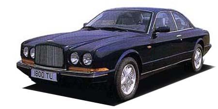 ベントレー コンチネンタル R (1997年9月モデル)