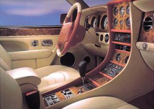 ベントレー コンチネンタル R (1999年11月モデル)