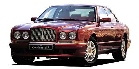 ベントレー コンチネンタル R (2001年2月モデル)