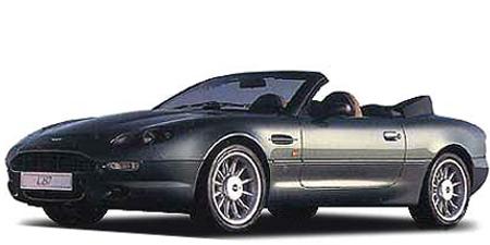 アストンマーティン DB7 ヴォランテ (1995年8月モデル)