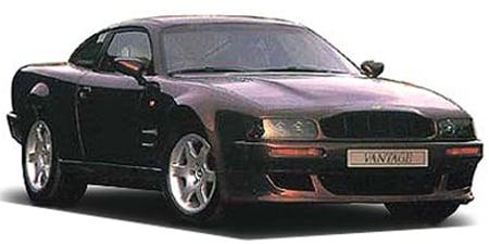 アストンマーティン V8 ヴァンテージ (1997年4月モデル)