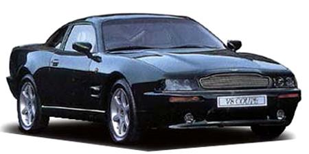 アストンマーティン V8 クーペ (1997年4月モデル)