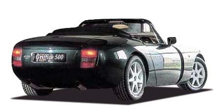 TVR グリフィス 500 (1999年11月モデル)