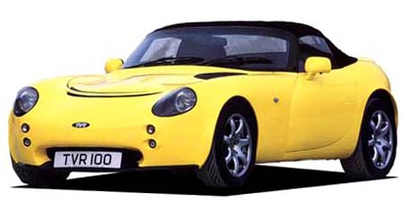 TVR タモーラ ベースグレード (2002年2月モデル)