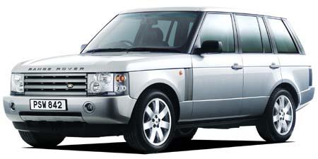 ランドローバー レンジローバー HSE (2002年4月モデル)