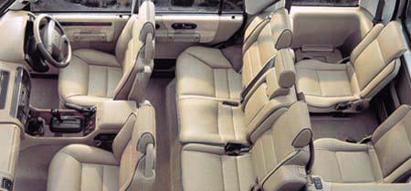ランドローバー ディスカバリー V8i XS (2000年11月モデル)