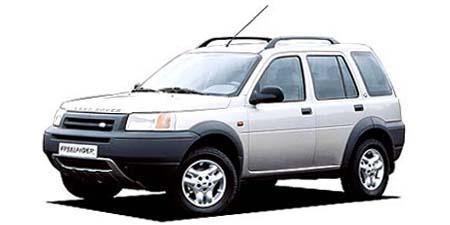 ランドローバー フリーランダー ES (2001年2月モデル)