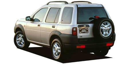 ランドローバー フリーランダー S (2002年3月モデル)