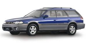 レガシィグランドワゴンの車種