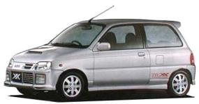 ミラTR-XXの車種