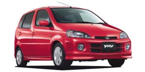 YRVの車種