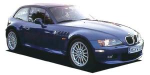 Z3クーペの車種