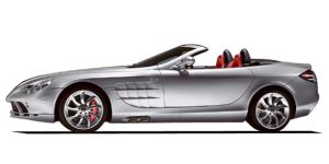 SLRマクラーレンの車種