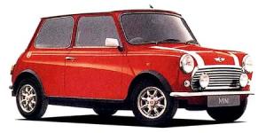 MINIの車種