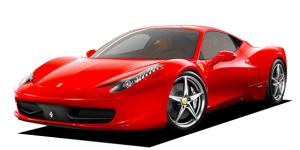 458イタリアの車種