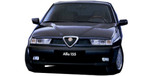 アルファ155の車種
