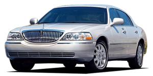リンカーン・タウンカーの車種