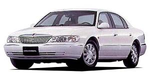 リンカーンコンチネンタルの車種
