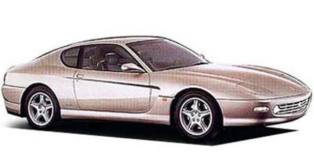 フェラーリ 456 M GTA (1998年5月モデル)