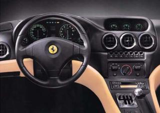 フェラーリ 550 マラネロ (1999年3月モデル)