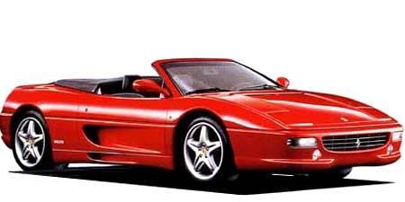 フェラーリ F355 スパイダー (1994年9月モデル)