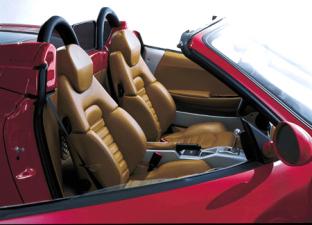 フェラーリ 360 スパイダー (2004年9月モデル)