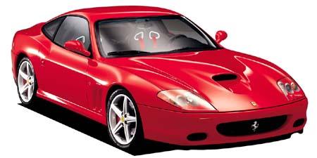 フェラーリ 575 M マラネロ (2002年5月モデル)