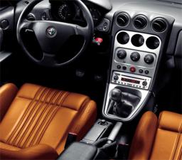 アルファロメオ アルファスパイダー 3.2 V6 24V (2003年7月モデル)