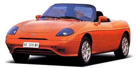 フィアット バルケッタ ベースグレード (1999年1月モデル)