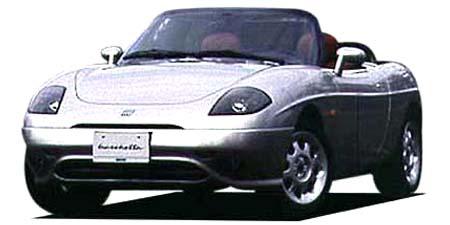 フィアット バルケッタ リミテッドエディション (1999年6月モデル)