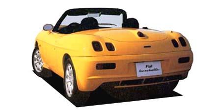 フィアット バルケッタ バルケッタ ジョーヴァネ ドゥーエ (2000年9月モデル)