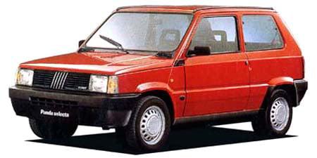 フィアット パンダ 4×4i.e. (1990年1月モデル)