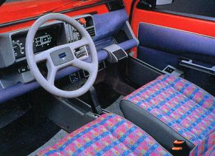フィアット パンダ オートマチックセレクタ (1999年1月モデル)