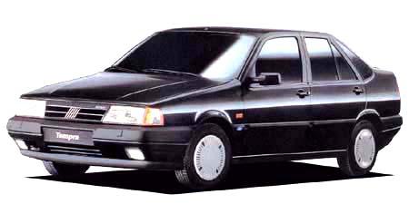 フィアット テムプラ 2.0i.e.SX (1992年7月モデル)