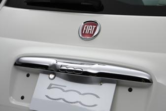 フィアット 500 1.2 8V ラウンジ (2008年3月モデル)