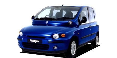 フィアット ムルティプラ ELX (2003年4月モデル)