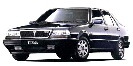 ランチア テーマ V6 (1989年8月モデル)