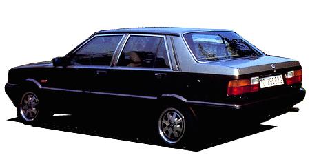 ランチア プリズマ 1.6i.e. (1988年1月モデル)