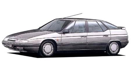シトロエン XM XM (1990年10月モデル)