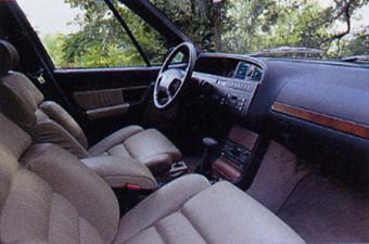 シトロエン XM XMエクスクルーシブ (1994年10月モデル)