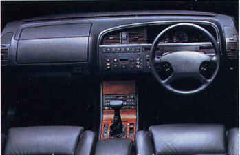 シトロエン XM XMブレーク (1995年10月モデル)
