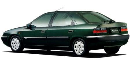 シトロエン エグザンティア V-SX (1993年10月モデル)