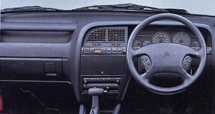シトロエン エグザンティア V-SX (1997年1月モデル)