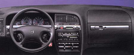 シトロエン エグザンティア ブレークSX (1999年10月モデル)