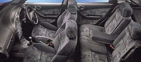 シトロエン クサラ エクスクルーシブ (1999年10月モデル)