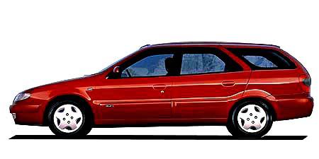 シトロエン クサラ ブレーク エクスクルーシブ (1999年10月モデル)