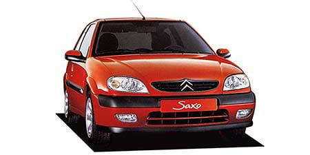 シトロエン サクソ VTS (2002年4月モデル)