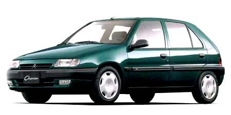 シトロエン シャンソン SX (1997年2月モデル)