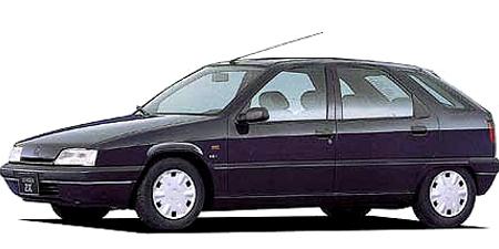 シトロエン ZX シュペール (1992年4月モデル)